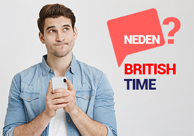 WHY BRITISH TIME?
